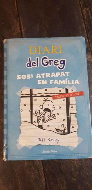 Libro Diari del Greg Sos Atrapat en família