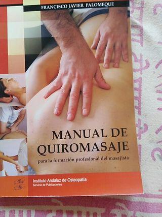 manual del quiromasaje
