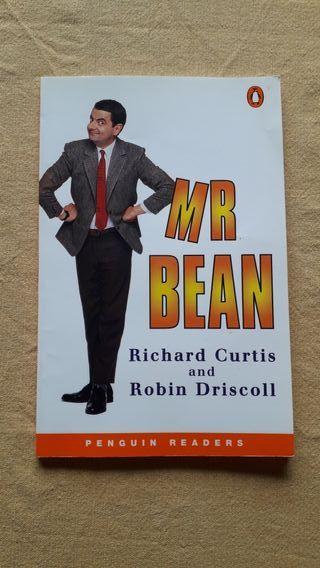 Libro Mr Bean en inglés