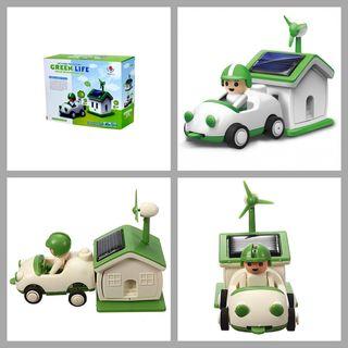 Kit recargable solar Little Treasures Green Life