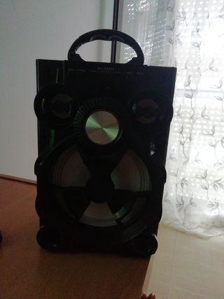 Mobile speaker system, altavoz