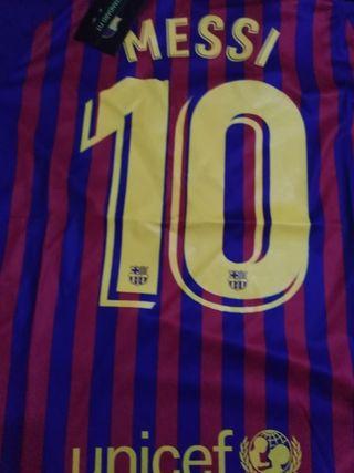 Camiseta Fc Barcelona Nueva a estrenar!!
