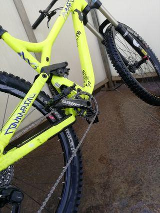 Bicicleta Comencal 2015