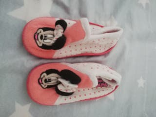 zapatillas estar por casa minnie