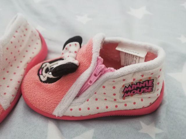 zapatillas estar por casa minnie