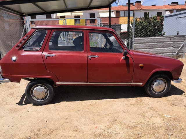 Renault R6 1973