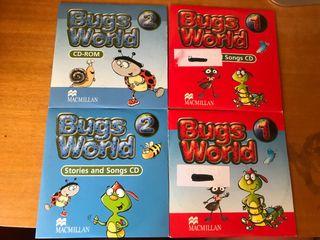 Bugs worlds 1 y 2