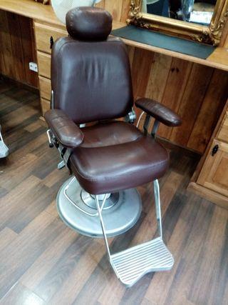 sillónes barbería