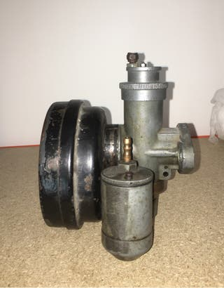 Carburador Zundapp ks 600