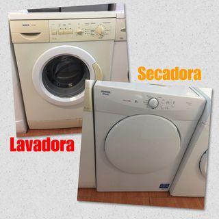 Lavadora+Secadora con garantía