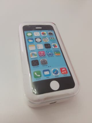 Iphone 5c Azul 16 gb