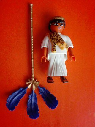 Playmobil sirviente esclavo egipcio Egipto Belén