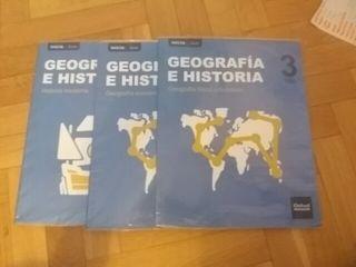 3 ESO Geografia e Historia inicia dual