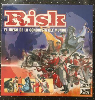 Risk El juego de la conquista del mundo