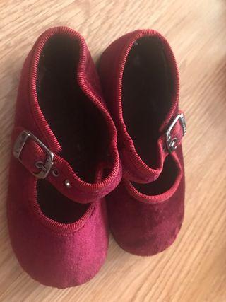 Zapato niña vestir.