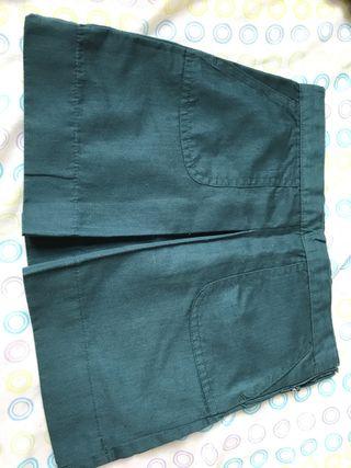 Falda delgada
