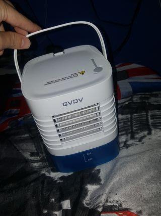 aire acondicionado usb portatil