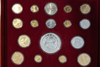 Colección de Monedas galería del coleccionista