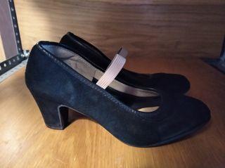 Pack zapatos de tacón T.38