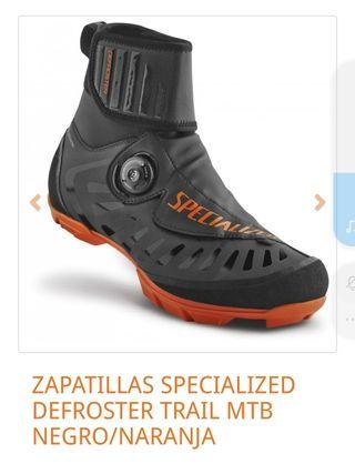 zapatillas specialized MTB