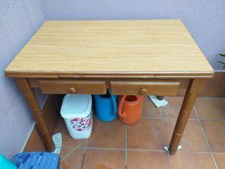 Mesa cocina extensible