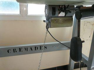Máquina de coser semi-industrial