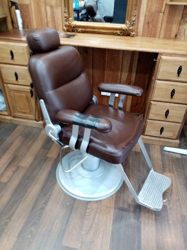 sillones barbero