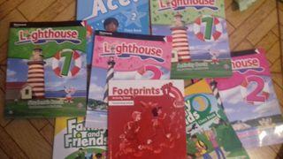 libros para enseñar el ingles a primaria