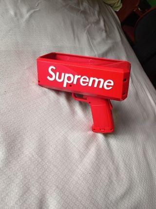 pistola de billetes SUPREME