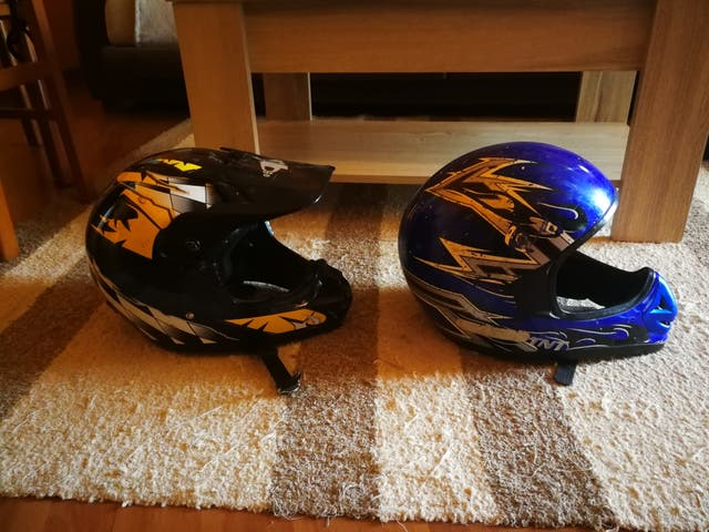 casco de moto,motocross,enduro.