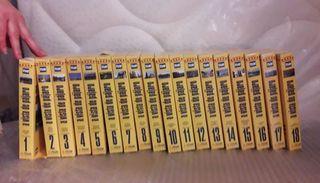Colección A vista de pajaro VHS