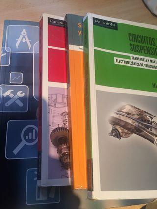 Libros grado medio Electromecánica