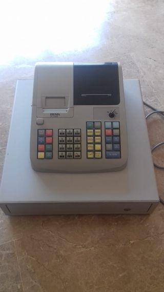 Caja registradora bar / negocio CR Sigma 2500A