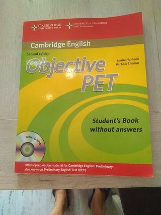 Objective Pet.