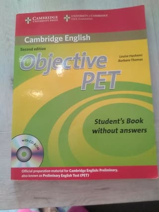 Objective Pet. student's book,