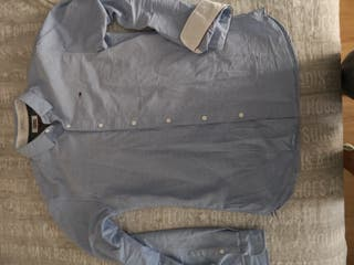 camisa hombre tommy