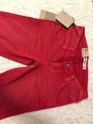 Pantalón Low Rise Skinny LEVI'S