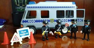 furgor policias playmobil