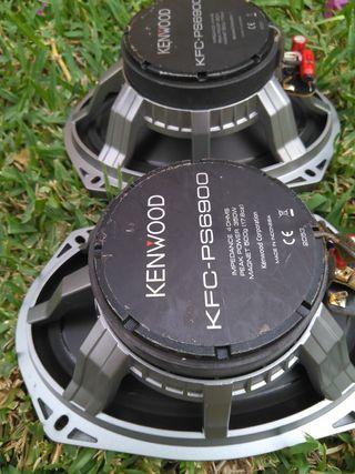 Altavoces Kenwood 350W