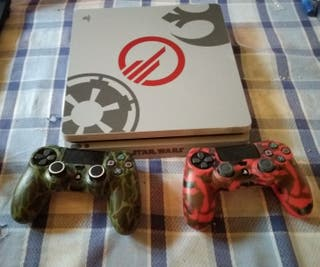 Ps4 con mando original
