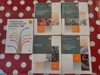 libros de electromecánica grado medio