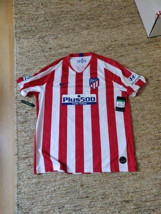 camiseta Atlético de Madrid talla xl