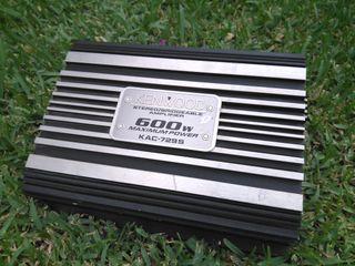 Etapa potencia Kenwood KAC-729s 600W