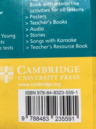 Libro ingles 5 de primaria