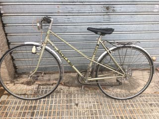 Bici antigua completa GACELA BH AÑO 1970