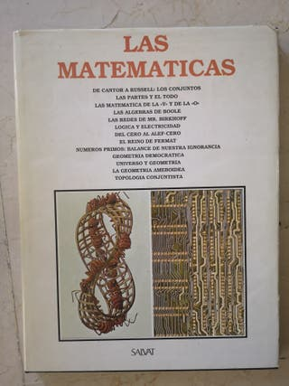 matemáticas I universitas Salvat