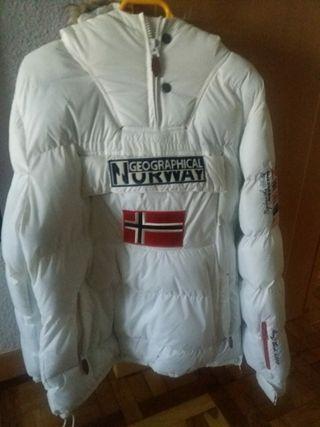 abrigo north face sin uso