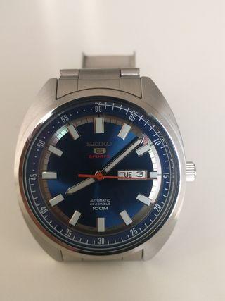 Reloj automático Seiko SRPB15K1