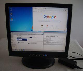 monitor captiva 19 pulgadas A190E2-T02