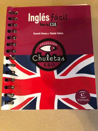 Libro Inglés fácil para la ESO